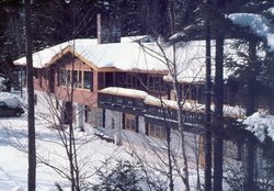 Cedar Timber Ski Lodge