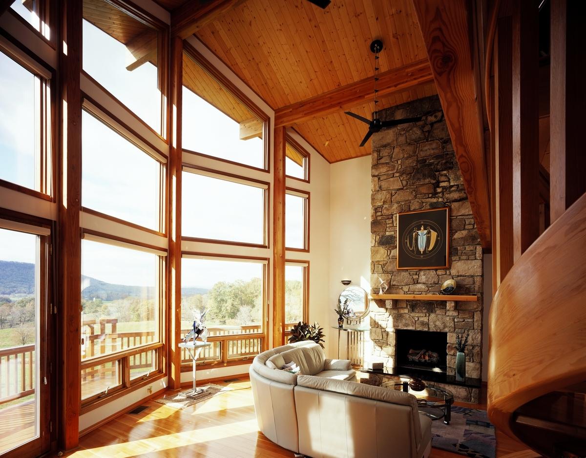 What We Do Pan Abode Cedar Homes - Post beam home designs