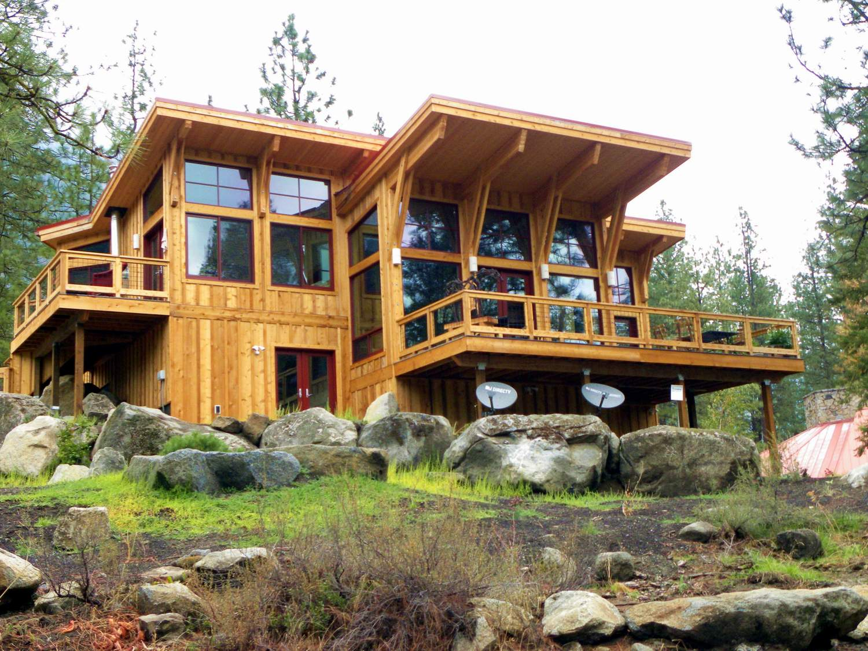 Pan Abode Cedar Homes Cedar Post And Beam Home Kits