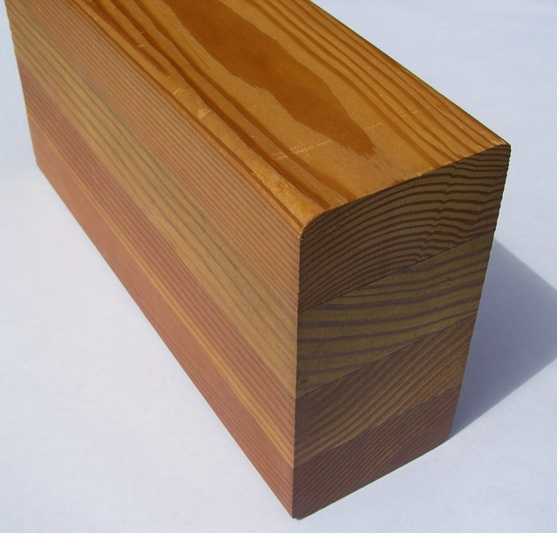 Pan abode building products for Laminated wood