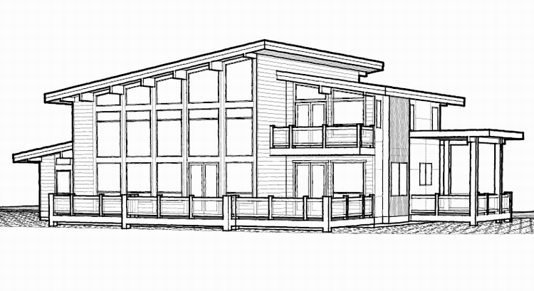Pan Abode Cedar Horizon View Plans