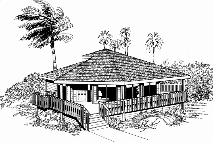 Pan Abode Cedar Seabreeze Plans